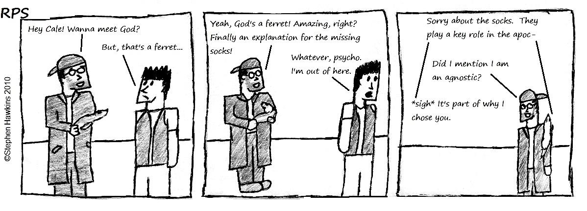 #3 - Meeting God