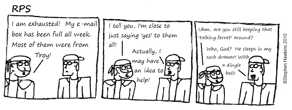 #47 - 'Helpful' Advice